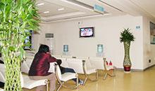 治疗室等候区